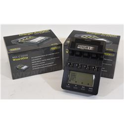 Two Powerex MHC9000 Charger Analyzer