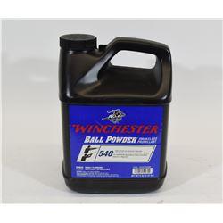 Winchester 540 Propellant - 8 lbs