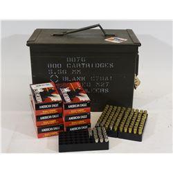 418 Rnds. Mixed 9mm Ammunition