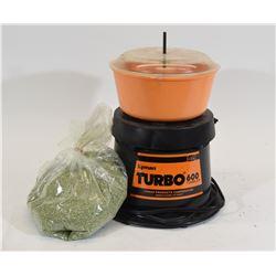 Lyman Turbo 600 Tumbler & Media