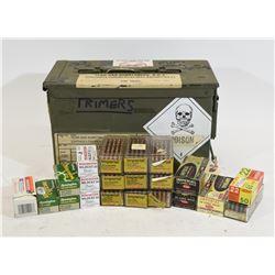 1050 Rnds Mixed .22 Cal. Ammunition