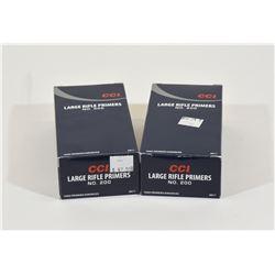 2000 CCI Large Rifle Primers #200