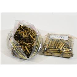 7.95 lbs 223 Rem Brass