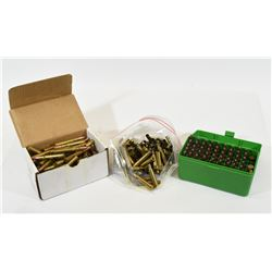 139 Rounds 303 British Reloads & Some Brass