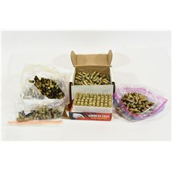 422 Rounds 9mm Luger Reloads & Some Brass