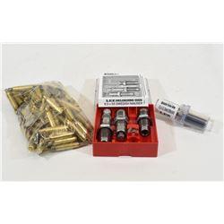 Box Lot 6.5 x 55 Swedish Mauser