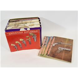 Collection of American Rifleman from 1960s