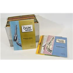 The Gun Report from 1950s & 1960s