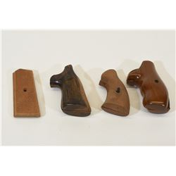Wood Pistol Grip Sets