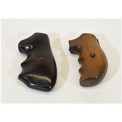 Wooden Aftermarket Pistol Grips