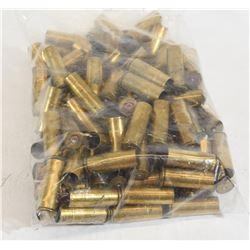 100 Pieces 44-40 Win Brass