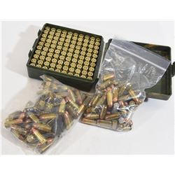 Box Lot Pistol Ammp