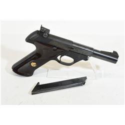 High Standard Supermatic Tournament 102 Handgun