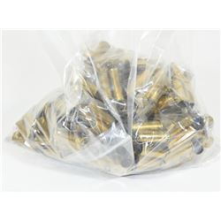 200 Pieces 44 Rem Mag Cleaned Primed Brass