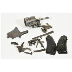 Smith & Wesson 32 Hand Eject Parts