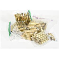 164 Pieces 7mm STW Rifle Brass