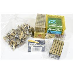 600 Rounds Mixed Headstamp 22 LR