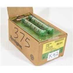 100 Remington 50 Cal. Sabots With 44 Cal. Bullets