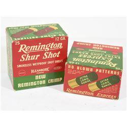 "50 Rounds Remington 12 Ga x 2 3/4"" Shotshells"