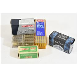 338 Rnds. 22 LR and 22 Short Assorted Manufactures