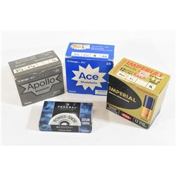 69 Rounds 12ga Assorted Manufactures