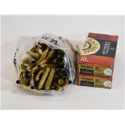 164 Pieces 300 Win. Mag. Fired Brass