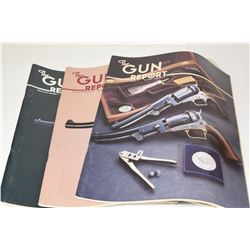 The Gun Report Magazine 1985 to 1990