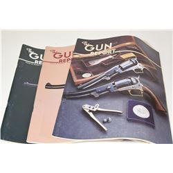 The Gun Report Magazine 1985 to 1990