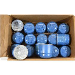 17 Gaz Stove & Lantern Cartridges