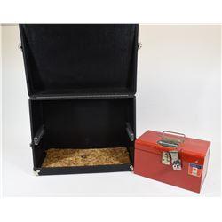 Pistol Case & Ammo Box