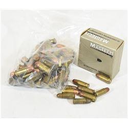 Pistol Factory Ammunition