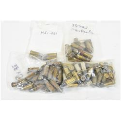 38 Caliber Pistol Ammunition