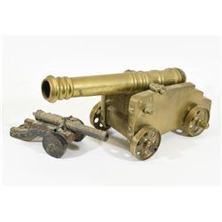 2 Firecracker Canons