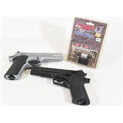 Box Lot Pellet Pistols