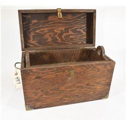 Wood Gun Box