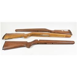 Wood Rifle Stocks