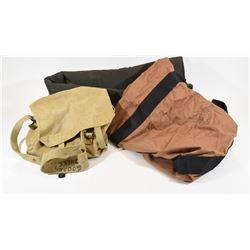 Duffle Bag, Canvas Military Bag, Soft Gun Case