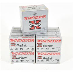 "125 Rounds Winchester 12 Ga x 2 3/4"" Steel"