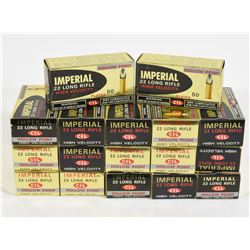 850 Rounds Imperial 22 LR High Velocity Ammunition