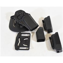 Blackhawk IDPD Holster and Mag Pouch