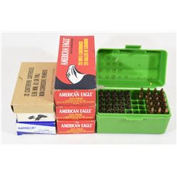 136 Rnds. Mixed 223 Rem. Ammunition