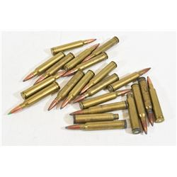 20 Rounds Reloaded 300 Win Mag 190gr Hornady Inter