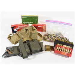 208 Rounds Mixed 308 Ammunition