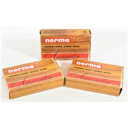 60 Rounds Norma 270 Win. 150gr SP Semi-Pointed