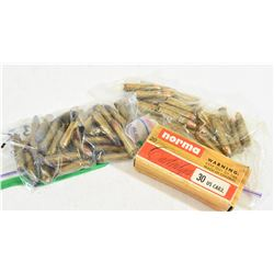 73 Rounds Mixed 30 Carbine 110gr Ammo