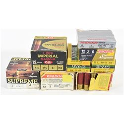 "130 Rounds Mixed 12 Ga. X 3"" Shotshells"