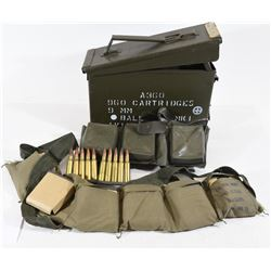 120 Rounds 7.62mm Nato Ammunition