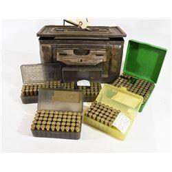 161 Rounds of 44 Remington Mag  Ammunition