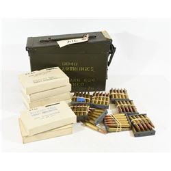 196 Rounds 7.62mm Nato Ammunition