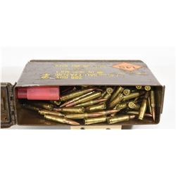 184 Rounds 7.62mm Nato Ammunition